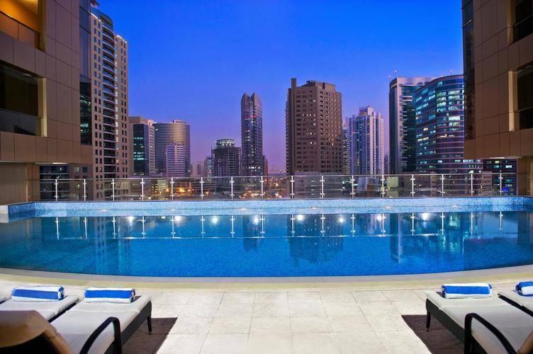 Mercure Hotels Suites Apartments (Ex. Mercure Dubai Barsha Heights)