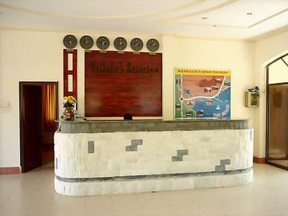 Nathalie Nhan Hoa Resort