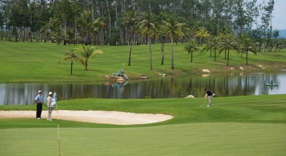 Mission Hills Golf Resort & Spa