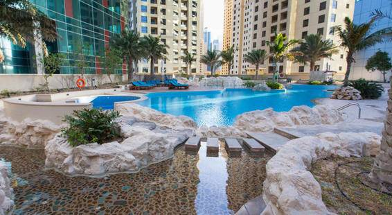 Ja Oasis Beach Tower (Ex. Oasis Beach Deluxe Apartments)