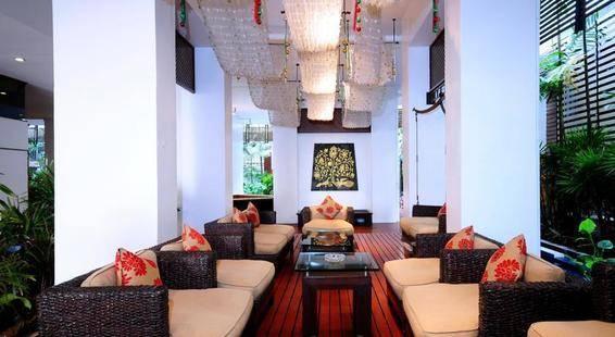 Centre Point Hotel Pratunam (Ex.Centre Point Petchburi)