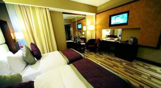 Paragon Hotel Deira (Ex. Al Hamra Hotel)