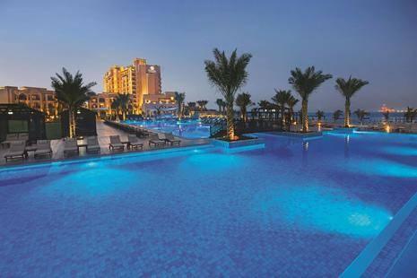 Double Tree By Hilton Resort & Spa Marjan Island
