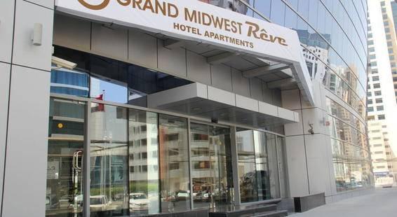 Grand Midwest Reve Tecom Al Barsha