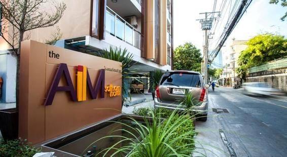 The Aim Sathorn Hotel