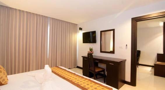 The Patra Hotel