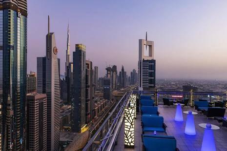 Sheraton Four Points Sheikh Zayed Road