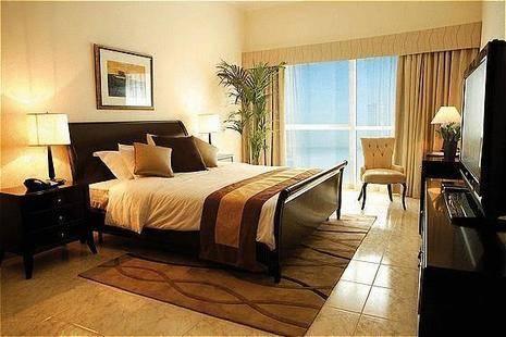 Marriott Dubai Harbour Hotel & Suites