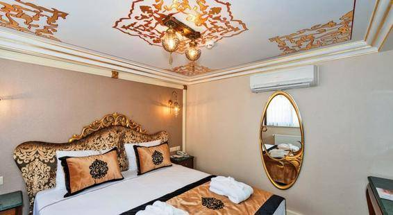 The Byzantium Suite Hotel
