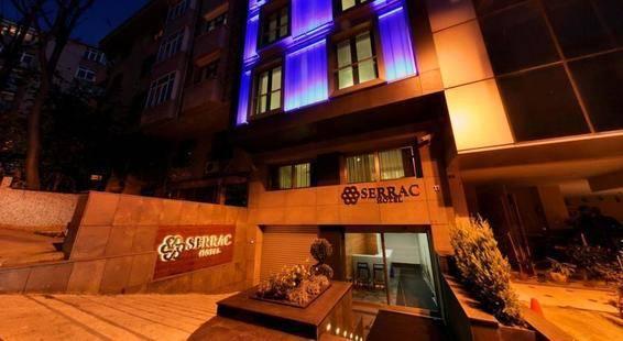 Serrac Hotel Besiktas