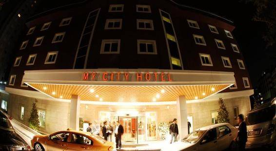 My City Hotel Agaoglu