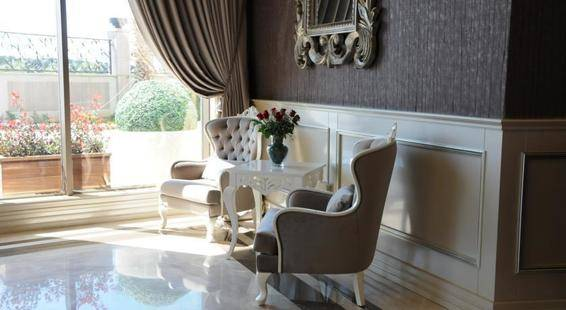 Limak Eurasia Luxury Hotel