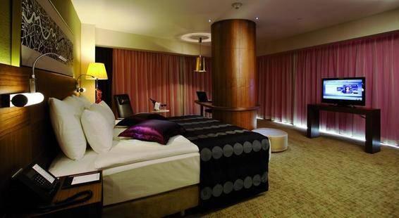 Crown Plaza Harbiye Hotel
