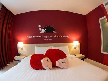Sleep With Me Hotel