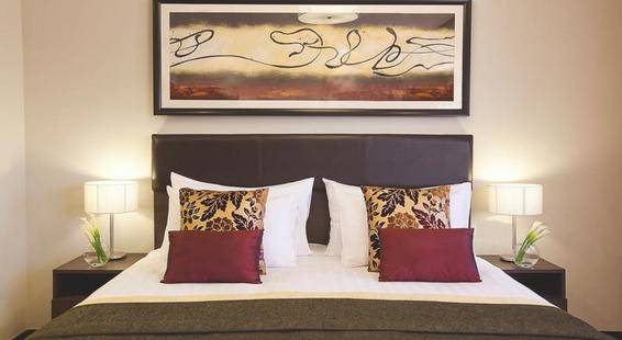 Mövenpick Hotel Apartments Al Mamzar Dubai