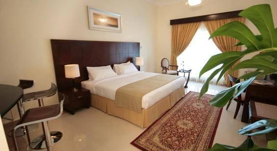 Rose Garden Hotel Apartaments Al Barsha