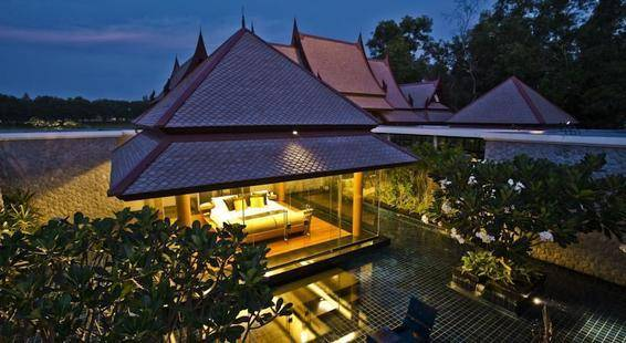 Doublepool Villas By Banyan Tree
