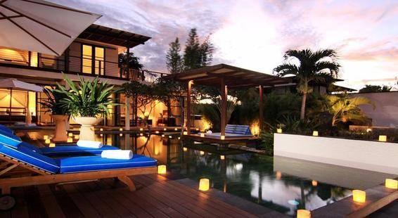 Temple Hill Residence Villa