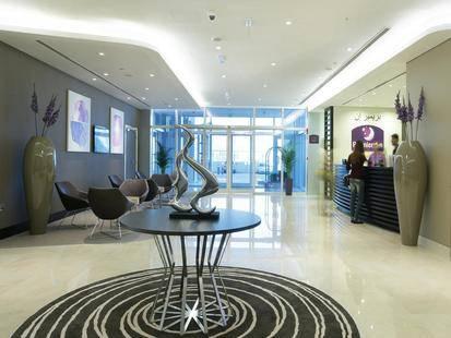 Premier Inn Abu Dhabi International Airport