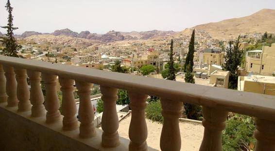 Seven Wonders Hotel Petra
