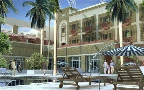 Yadis Oasis Tozeur Hotel & Spa