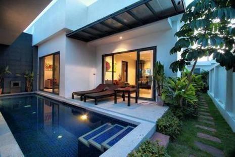 Seastone Pool Villas