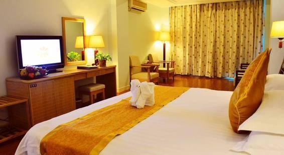Huayuan Hotspring Seaview Hotel Sanya