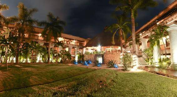 Eurostars Hacienda Vista Real