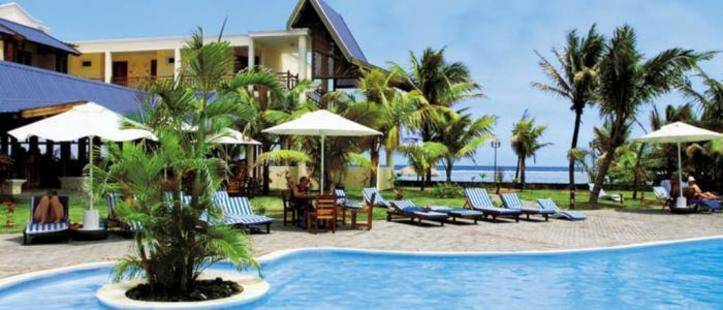 Blue Lagoon Beach Hotel