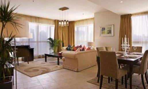 Dusit Residence Dubai Marina Apts