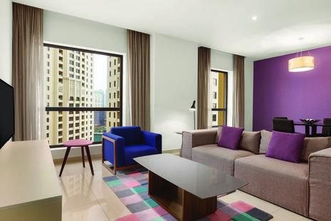 Ramada Hotel & Suite By Wyndham Jbr (Ex. Hawthorn Suites By Wyndham)