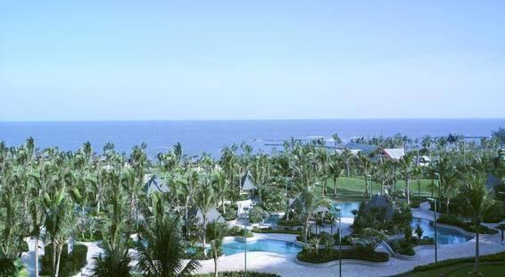 Shangri La Hotel Haikou