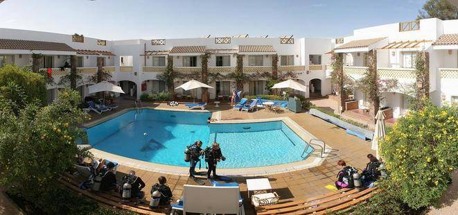 Camel Dive Club & Hotel