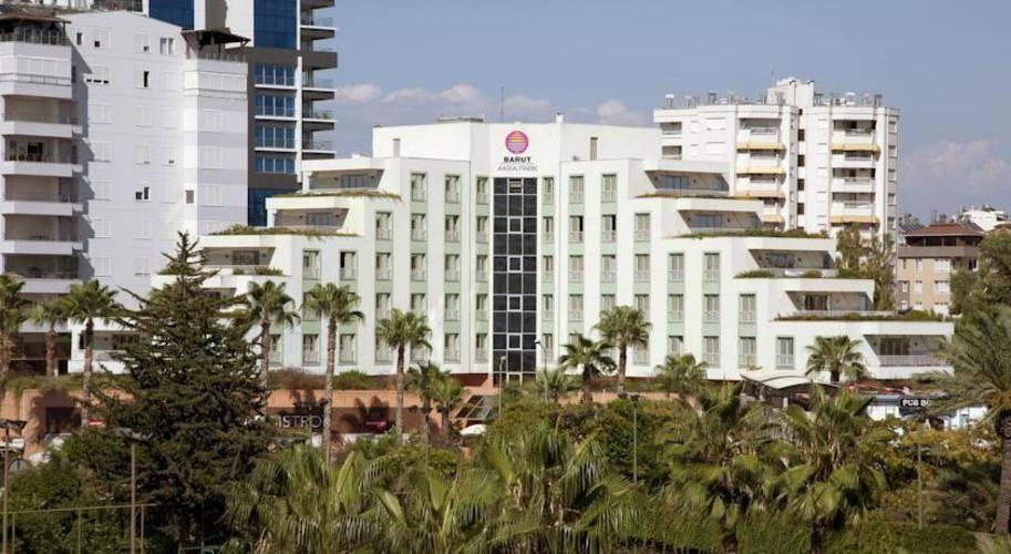 Akra - V Hotel (Ex.Barut Akra V, Barut Akra Park Hotel)