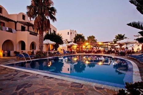 Villa Mathios & Hotel Mathios Village