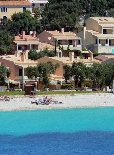 La Riviera Barbati Apartments