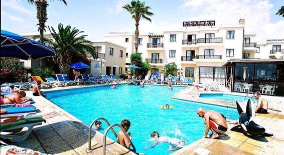 Hilltop Gardens Hotel Apartment