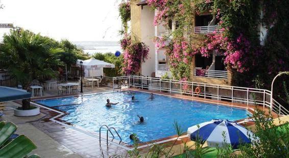 Iliostasi Beach Apartments