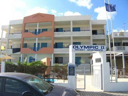 Olympic Il Hotel Apartments