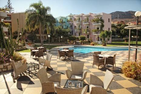 Bellos Apart Hotel