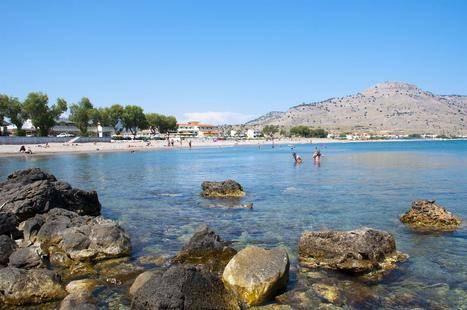 Lardos Bay