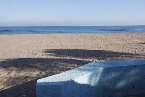 Tsagarakis Beach