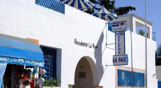 Residence La Paix