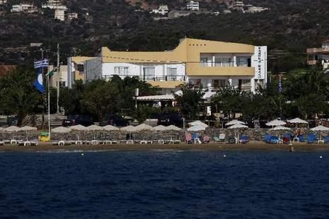 Faedra Beach Agios Nikolaos