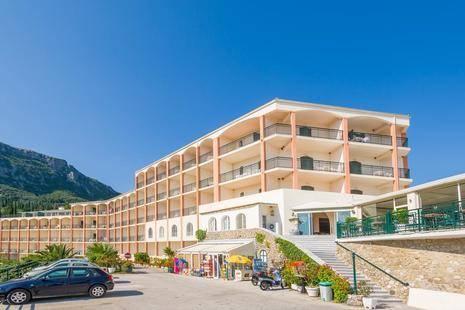Paleo Art Nouveau (Ex. Paleokastritsa Hotel)