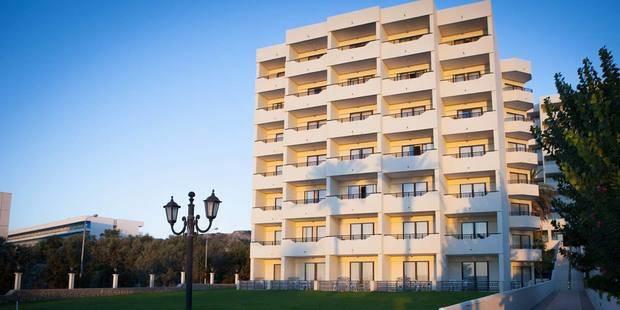 Epsilon Apartments