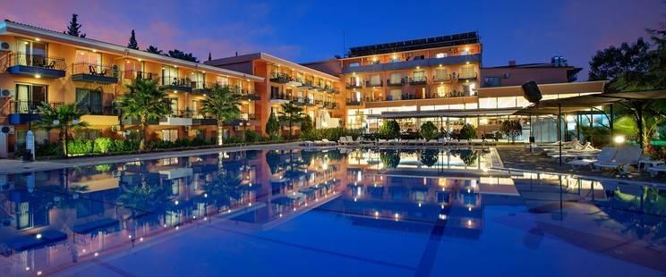 Larissa Vista Hotel (Ex. Belvista Hotel)