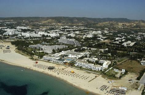 Hammamet Beach & Aquapark (Ex.Club Marmara Hammamet Beach)
