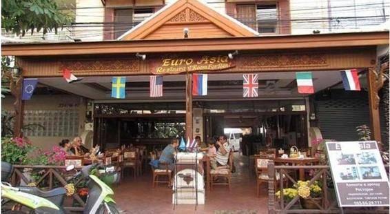 Euro Asia Jomtien Hotel