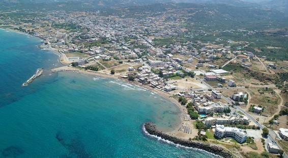 Molos Bay
